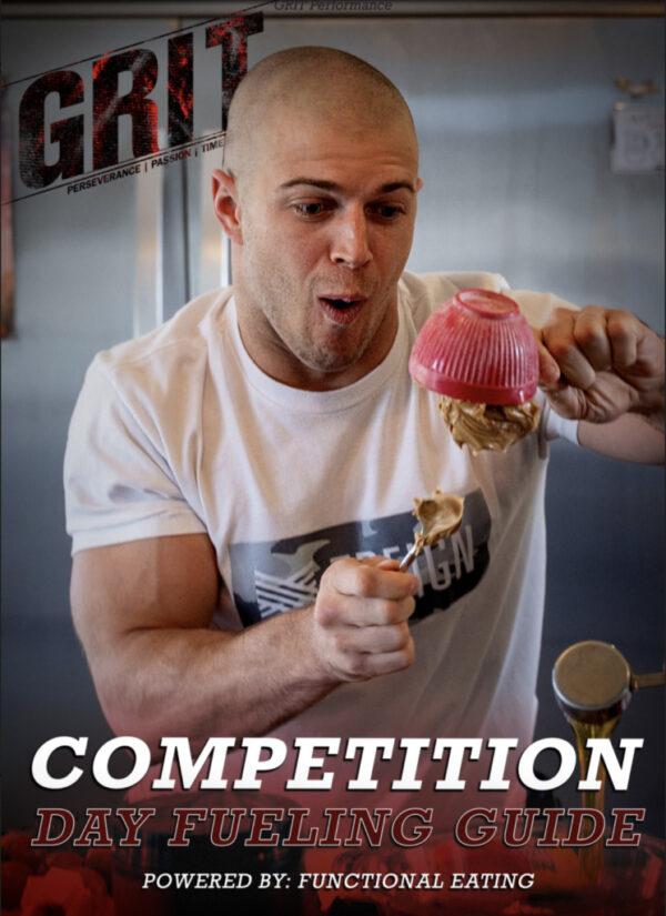 competition day fueling guide ebook
